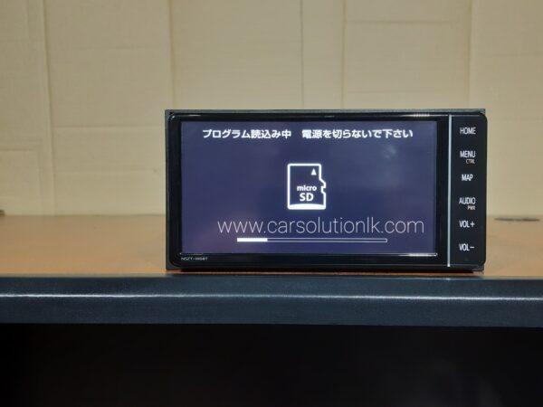 NSZT-W68T MAP SD CARD