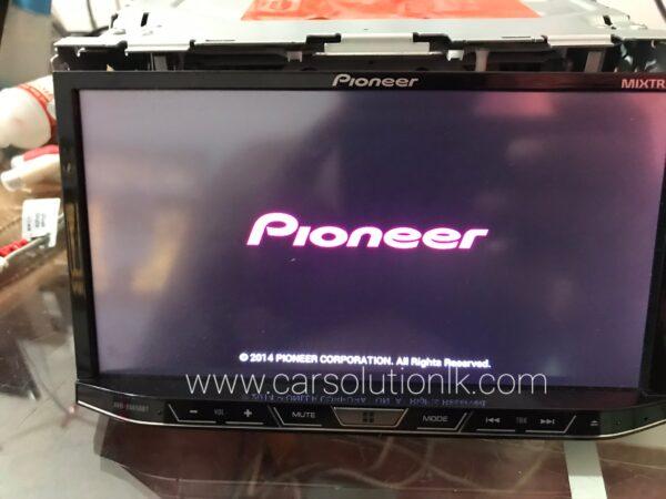 PIONEER AVH-8750 SOFTWARE