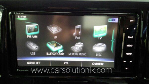 PANASONIC CN-RE03WD MAP SD CARD