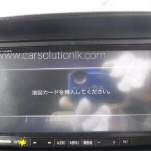 PANASONIC CN-RS01D MAP SD CARD