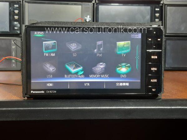 PANASONIC CN-RZ72 MAP SD CARD
