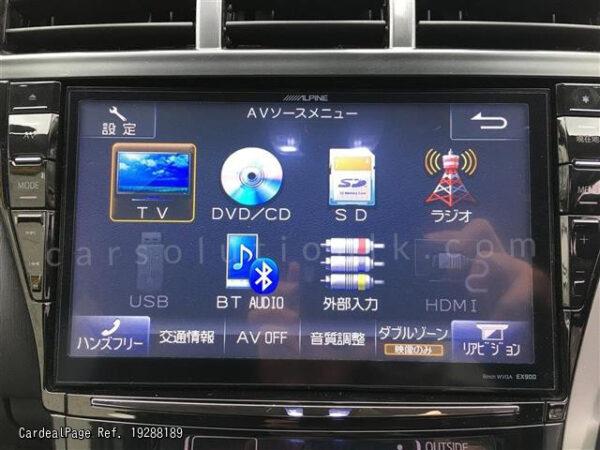 ALPINE VIE-EX900 Player Map SD Card