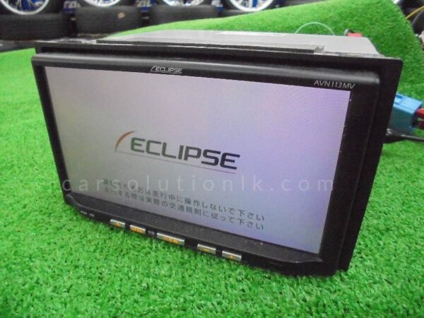 ECLIPSE AVN 113 Player Map SD Card