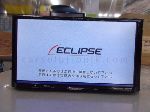ECLIPSE AVN G04 Player Map SD Card