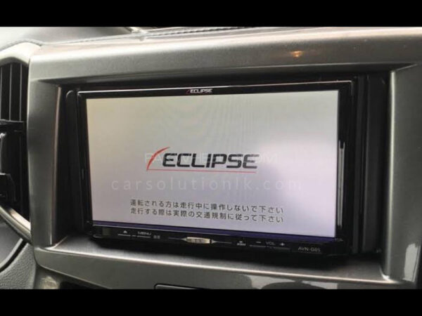 ECLIPSE AVN G05 Player Map SD Card