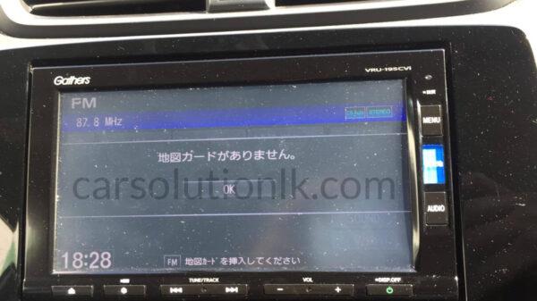 Honda VRU-195 player sd card