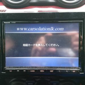PANASONIC CN-RZ83 MAP SD CARD