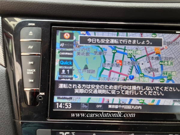 MM515 MAP SD CARD