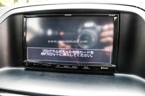 MITSUBISHI NR-MZ90 MAP SD CARD
