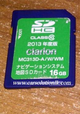 MC313D SD CARD