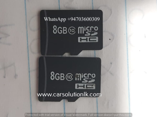 CLARION NX513 MAP SD CARD